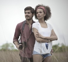 """THE ONLY WOMAN"" SUCEEDS IN ITS DEBUT ON CANAL 13 CHILE"